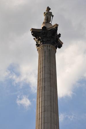 trafalgar: Trafalgar Square in London