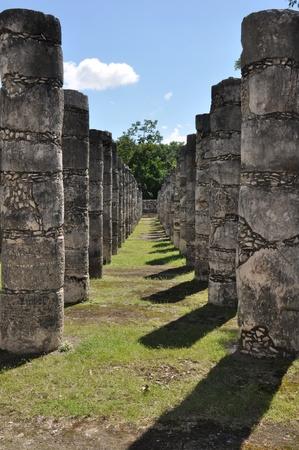 Chichen Itza in Mexico photo