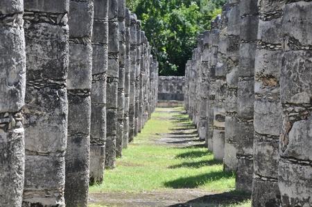inca architecture: Chichen Itza in Mexico