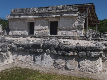 El Rey Mayan Ruins in Cancun, Mexico