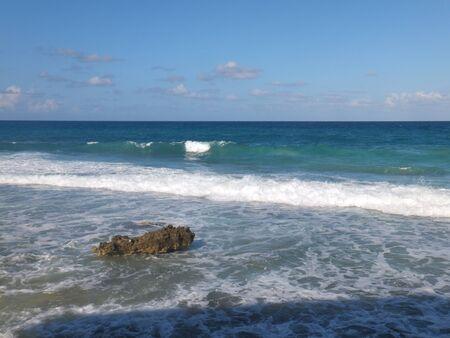 Isla Mujeres Beach in Mexico photo