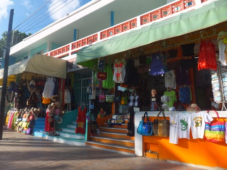 isla: Isla Mujeres in Mexico