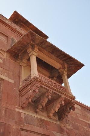fatehpur: Fatehpur Sikri in India