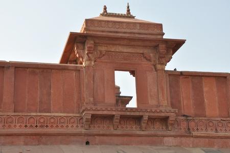 Fatehpur Sikri in India photo