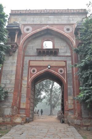 Humayun Tomb in Delhi, India photo