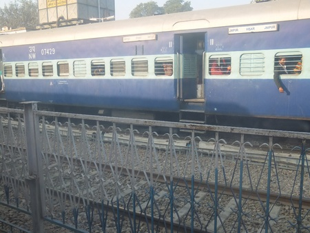 Interstate Trains in India