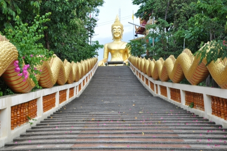 Big Buddha in Pattaya, Thailand photo