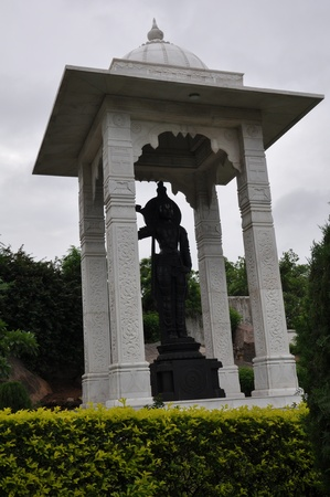 nagara: Birla Mandir  Hindu Temple  in Hyderabad, India Editorial