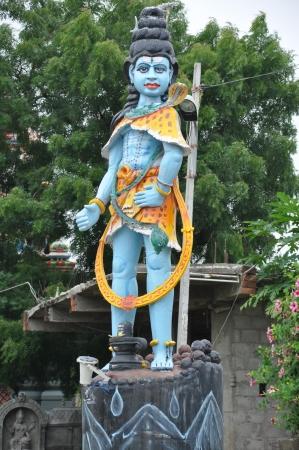 Chilkur Balaji Temple in Hyderabad, India photo