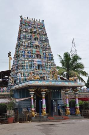 Pedamma Temple in Hyderabad, India