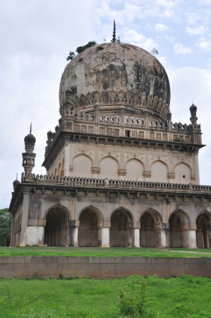 reminisce: Qutb Shahi Tombs in Hyderabad, India