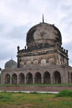 golconda: Qutb Shahi Tombs in Hyderabad, India