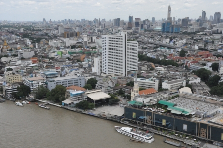 View of Bangkok, Thailand