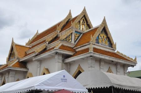 buddha image: Wat Traimit  Golden Buddha  in Bangkok, Thailand