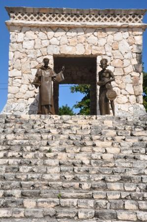 cozumel: Ruinas mayas en Cozumel, M�xico