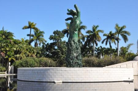 Holocaust Memorial in Miami, Florida