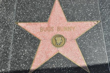 bugs bunny: HOLLYWOOD - DECEMBER 7: Bugs Bunny Editorial