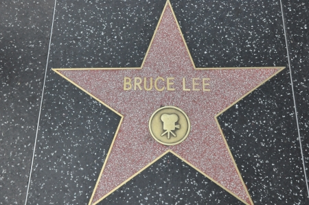 HOLLYWOOD - DECEMBER 7: Bruce Lee