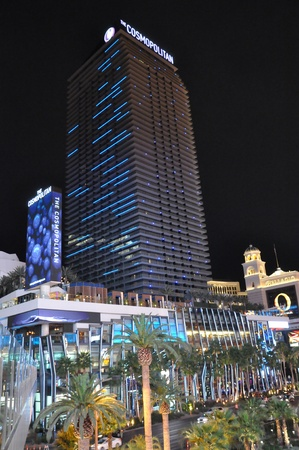 Las Vegas Strip in Nevada