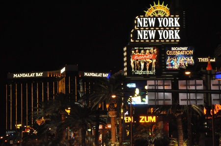 New York Hotel And Casino In Vegas