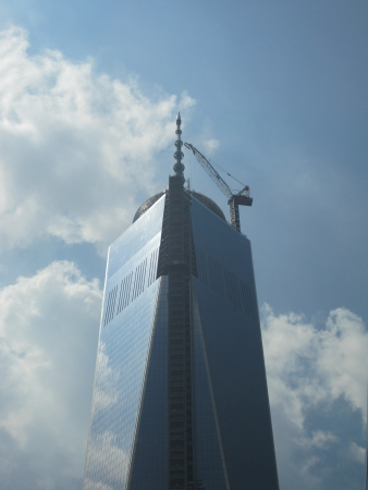 One World Trade Center in New York City