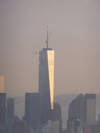 The World Trade Center Tower One in New York photo