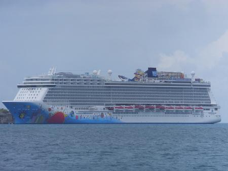 breakaway: Norwegian Breakaway, NCL s newest and largest cruise ship