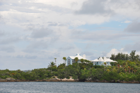 bermuda: Colorful Houses in Bermuda