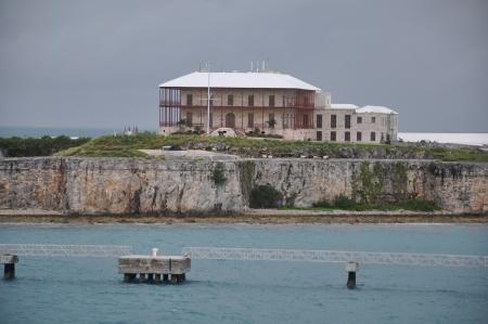 commissioner: Bermuda Maritime Museum   Commissioner s House Stock Photo