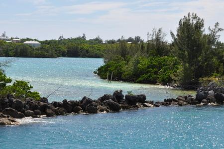 bermuda: Waters of Bermuda Stock Photo