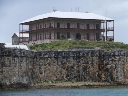 commissioner: Bermuda Maritime Museum Commissioner House Editorial