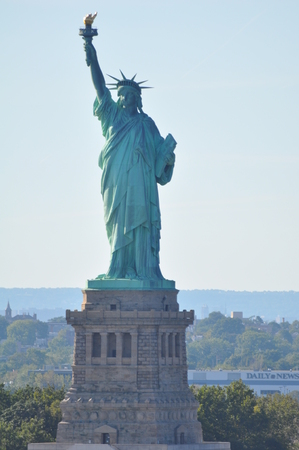 Statue of Liberty in New York photo