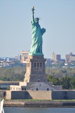 Statue of Liberty in New York Standard-Bild