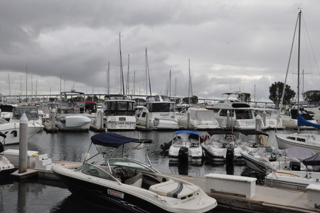 Seaport Village in San Diego, California