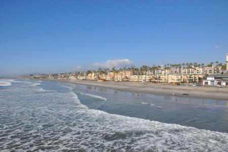 Oceanside in California Editöryel