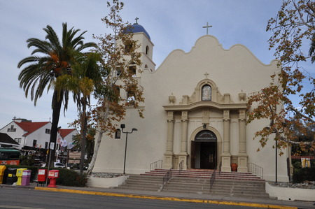 immaculate: Iglesia Cat�lica Inmaculada Concepci�n en la Ciudad Vieja de San Diego, California