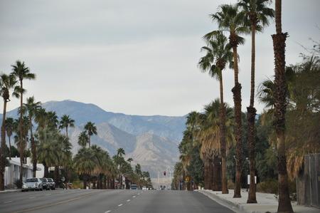 Palm Desert in California photo