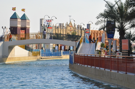 Global Village in Dubai, UAE