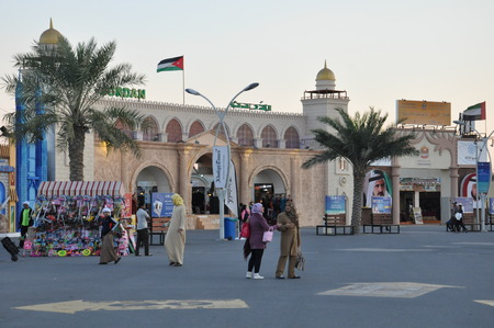global village: Global Village in Dubai, UAE, is claimed to be the world s largest tourism, leisure and entertainment project
