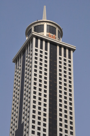 attar: Khalid Al Attar Tower in Dubai, UAE