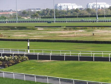 world's: Meydan Racecourse, in Dubai, UAE, is home to Dubai World Cup, the world s richest race day