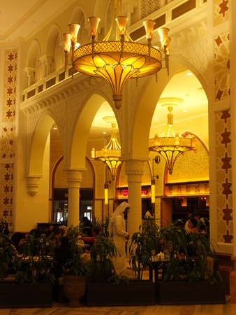 The Cheesecake Factory at Dubai Mall in the UAE