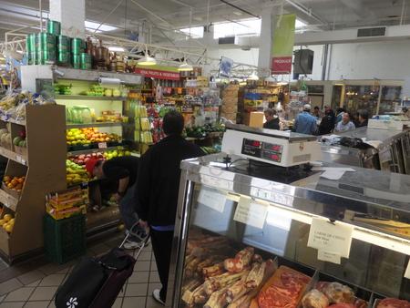 Essex Street Retail Market in New York City