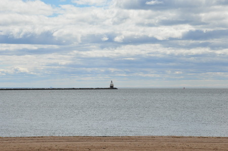 Lighthouse Park in New Haven, Connecticut photo