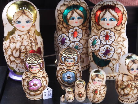 showpiece: Russian Dolls