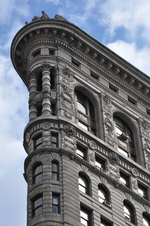 flatiron: Flatiron Building in New York City Editorial