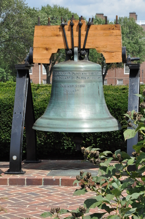 liberty bell: Liberty Bell in Dover, Delaware