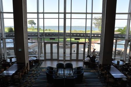 Hyatt Regency Chesapeake Bay resort in Cambridge, Maryland