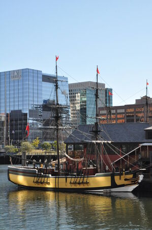 boston tea party: The Boston Tea Party Museum