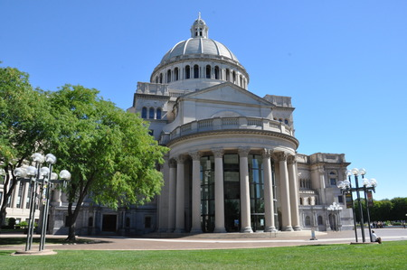 First Church of Christ Scientist in Boston